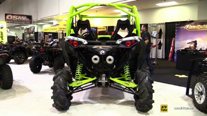 2015 Can Am Maverick 1000r Side By Side Atv At 2014