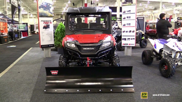 New 2015 Honda 700 4 Pioneer Release, Reviews and Models on ...