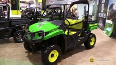 2015 John Deere Gator XUV 550 Utility Vehicle at 2014 Toronto ATV Show