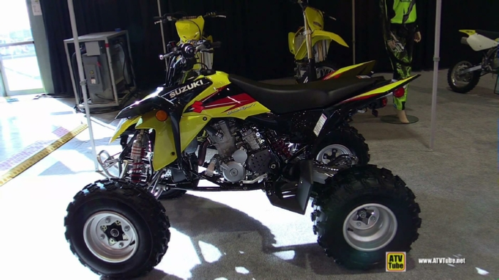 2015 Suzuki Quadsport Z400 Sport Atv At 2014 St Hyacinthe