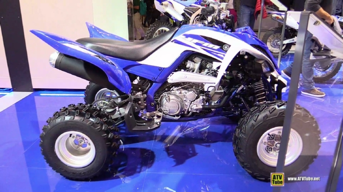 2015 yamaha yfm 700r sport atv at 2014 eicma milan motorcycle show. Black Bedroom Furniture Sets. Home Design Ideas