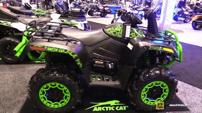arctic cat 700 xr limited eps