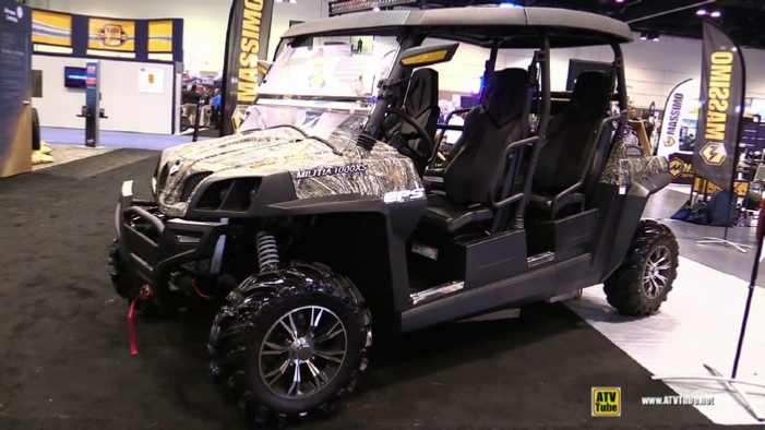 2016 Massimo Militia 1000 Xs Side By Side Atv At 2015