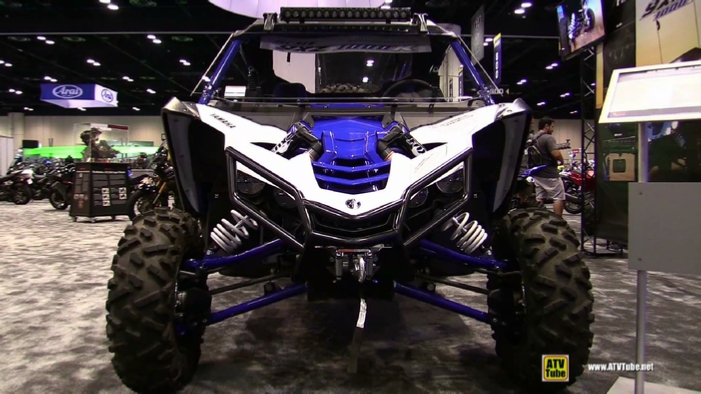 Polaris Side By Side >> 2016 Yamaha YXZ 1000R Sport Side by Side ATV at 2015 ...