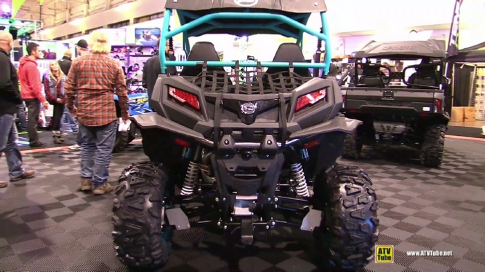 2017 cfmoto zforce 1000 at 2016 toronto atv show. Black Bedroom Furniture Sets. Home Design Ideas